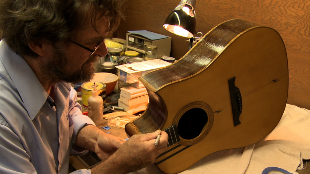 Common Ground #708: Luthier Bob Wenzel of Warroad, MN